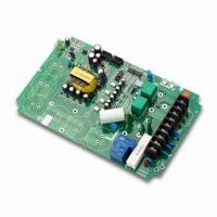 Wholesale PCB Assembly, Suitable for Electronic Products, with 0.35mm Thickness, Measures 410 x 360mm from china suppliers