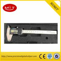 Quality 150mm and 200mm and 300mm Stainless Steel Precision Digital Vernier Caliper for Measurement Tool for sale