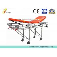Wholesale Waterproof Foldable Automatic Loading Stretcher Aluminum Alloy Emergency Stretcher (ALS-S005) from china suppliers