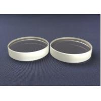 Wholesale 10-100mm Diameter Infrared Lenses Plano - Plano Sapphire Protect Uncoated Window from china suppliers