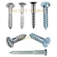 Wholesale Steel and Stainless steel wood screws fasteners from china suppliers