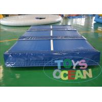 Wholesale Customized Exercise Inflatable Gym Mat Air Tumble Track For Outdoor Sports from china suppliers