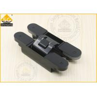 Wholesale Heavy-Type 180 Degree 3 Way Adjustable Concealed Hinges For Interior Doors from china suppliers