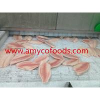 Quality IQF tilapia fillets high quality and low price for sale