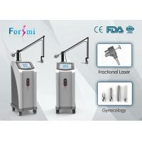 Buy cheap Wavelength co2 laser fractional skin resurfacing scar removal machine for medical clinic use from wholesalers
