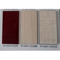 Wholesale 17mm hardwood core melamine plywood from china suppliers