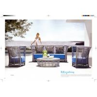 Wholesale hot sale hotel Leisure Rattan Sofa garden sofa outdoor furniture from china suppliers