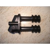 Wholesale ABS / PP / PE / PS / POM Plastic Parts , Black Plastic Injection Mould Parts from china suppliers