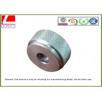 Wholesale Anodized Aluminium CNC Turning spare parts for printing equipments from china suppliers