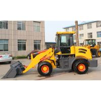 Wholesale 1.8 ton small loader  front end wheel loader good for your farm and garden from china suppliers