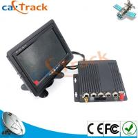 Wholesale 4 Channels 1080P SD Card Mobile DVR 3G 4G WIFI For School Bus from china suppliers