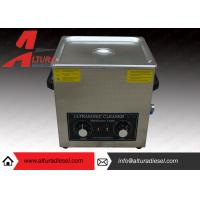Wholesale Silver Mechanical Ultrasonic Cleaners Ultrasonic Cleaning Tanks from china suppliers