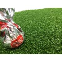 Wholesale Outdoor Artificial Golf Turf Courts , Aging Resistant Artificial Green Grass from china suppliers