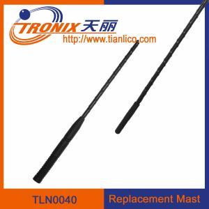 Wholesale Fiberglass Professional Antenna Car Wireless Antenna Mast 145MHZ from china suppliers