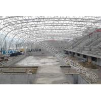 Wholesale Pre Engineered Steel Structure Swimming Pool Roof With Steel Sheet Roof Panel from china suppliers