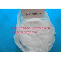 Wholesale Healthy Oxandrin 53-39-4 Cutting Cycle Steroids Anavar / Oxandrolone Powder from china suppliers