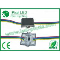 Wholesale Mental Case Programmable LED Pixel String With DMX Controller 4 Chips SMD5050 from china suppliers