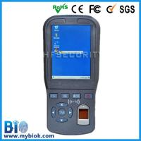 Wholesale Large Capacity GPRS handheld  terminal for employee management Bio-PH03 from china suppliers