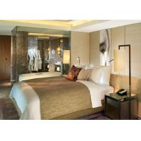 Quality Modern Luxury Living Room Furniture Hotel / Holiday Inn Bedroom Set High End for sale