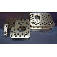 C86300 Self-Lubricating oilless bronze guide plate with graphite