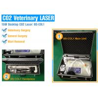 Wholesale 15 Watt Portable CO2 Surgical Laser Equipment For Hospital / Clinic With Safety Protection from china suppliers