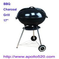 Buy cheap BBQ Charcoal Grill, 17inch from wholesalers