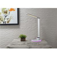 Wholesale Decorated Bedside Led Sensor Wireless Charging Lamp With Rgb Colorful Nightlight from china suppliers