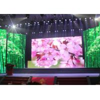 Wholesale High Definition P4 Indoor Stage Background Led Screen Ultra Thin Die Cating Aluminum Cabinet from china suppliers