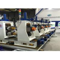 Buy cheap LW200 Steel Square Pipe Making Machine Tube Mill Line High Speed from wholesalers