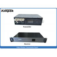 Wholesale UHF Non line of sight Long Range Video Transmitter Military COFDM Transmitter Encrypted from china suppliers