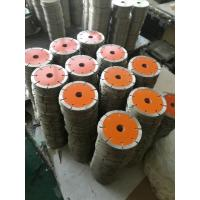 Wholesale 105mm Sintered Saw Blade for Cutting Ceramic,Marble,Stone, 1.8mm Segment Thickness from china suppliers