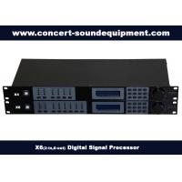 Wholesale 2 in 6 out Digital Sound Processor / Audio Digital Signal Processor from china suppliers