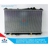 Wholesale 19010-PSA-901 01-04 Honda Aluminum Auto Radiator For STREAM'01-04 RN1/K17A from china suppliers