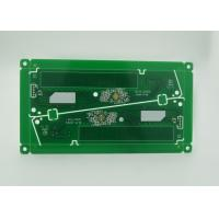 Wholesale Lead Free Double Sided PCB RoHS Green Solder Mask White Print from china suppliers