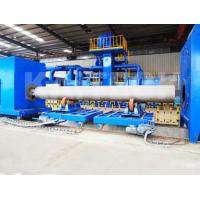 Buy cheap Steel Pipe Outer Wall Special Shot Blasting Machine from wholesalers