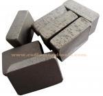 Wholesale granite segments, diamond segments for granite from china suppliers