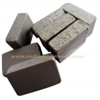 Quality granite segments, diamond segments for granite for sale