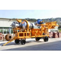 Wholesale LQY-20 Mobile Asphalt Mixing Plant For Asphalt Driveway Paving Mobile Asphalt Mixing Plant For Asphalt Driveway Paving from china suppliers