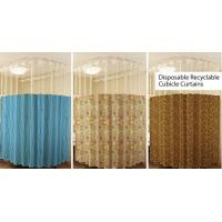 Wholesale Printed Disposable Cubicle Curtains Flame Retardant SMS Non Woven Material from china suppliers