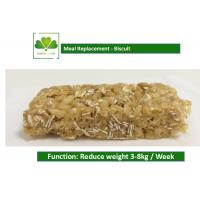 Wholesale 100% Natural Food Weight Loss Protein Bars Biscuit Cookie For Satiety from china suppliers