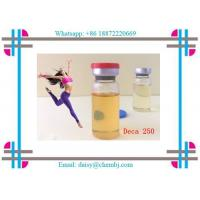 Wholesale Steroid Liquid Nandrolone Decanoate For Effective Bodybuilding CAS 360-70-3 from china suppliers