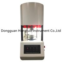 Quality Computer Control Rubber Rheometer / Rotorless Rheometer With ISO 6502 for sale