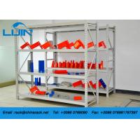 Wholesale Powder Coated Finish Industrial Steel Shelving 50-300 Kg / Beam Level from china suppliers