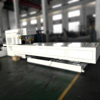Wholesale OD 20 - 630mm Plastic PVC Pipe Belling Machine U Style Fan Cooling Method from china suppliers