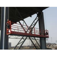 Wholesale Electrical-driven Climbing and Decorating Suspended Access Platform, Swing Stage ZLP1000S from china suppliers