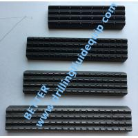 Wholesale NOV VARCO BLOHM VOSS Alloy Steel Pyramid Blue Diamond tong dies slip inserts 16402-2 16402-6 16401-6 16401-2 tong dies from china suppliers