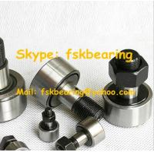 Quality Stud Type Yoke Track Follower Roller Bearings Chrome Steel / Stainle Steel for sale