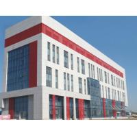 Wholesale Red Fluorocarbon Paint Colorful Fibre Cement Sheet Cladding Interior Sound Insulation from china suppliers
