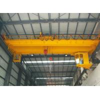 Wholesale Heavy Duty YZ model 125-140t Foundry Overhead Shop Crane 19m Span from china suppliers