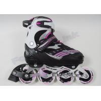 Wholesale Outdoor Street Inline Roller Hockey Skates / 4 Wheel Roller Skates for Boys and Girls from china suppliers